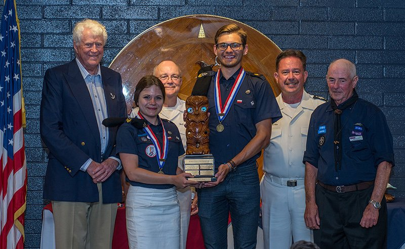 William I. Koch International Sea Scout Cup 2016